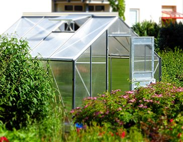 Greenhouse Horticulture Zone